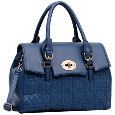 geanta albastra ieftina