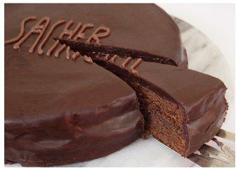 Tort Sacher – Tort de ciocolata vienez