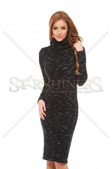 rochie lunga tricot