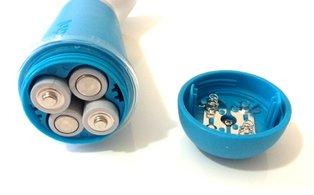 scholl velvet baterii