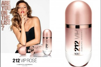 parfum 212 vip rose