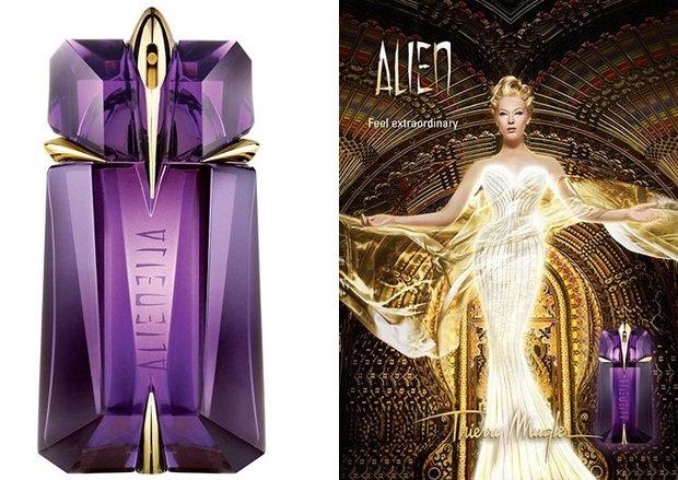 parfum alien thierry mugler