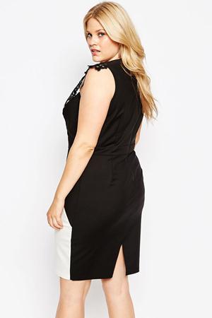 rochie eleganta xxl