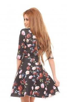 rochie cu imprimeuri