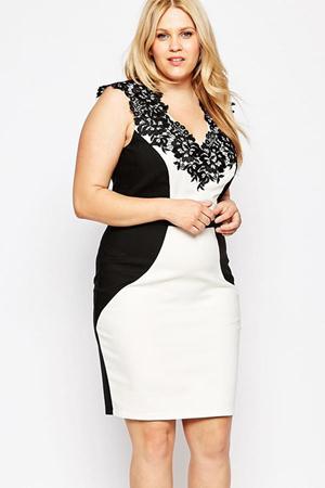 rochie elastica