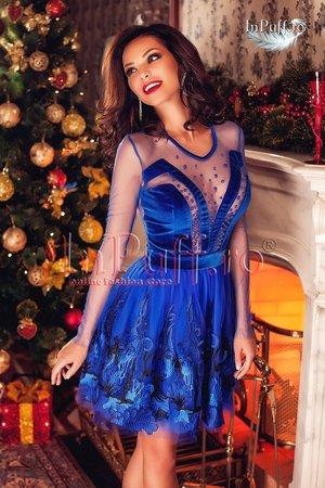 rochita albastra