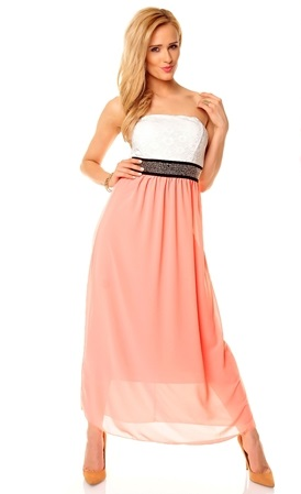 Rochie Lunga Coral