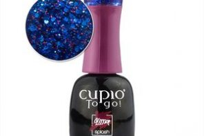 Oja Semipermanenta Glitter Splash