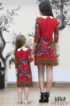 rochii asemanatoare mama fiica