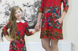 Modele de rochii mama si fiica