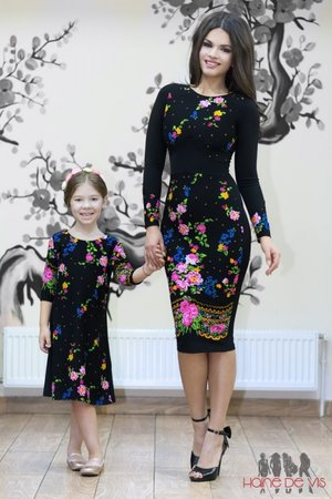 set rochii mama fiica