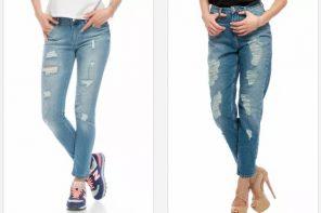 Cele mai trendy modele de blugi in 2017