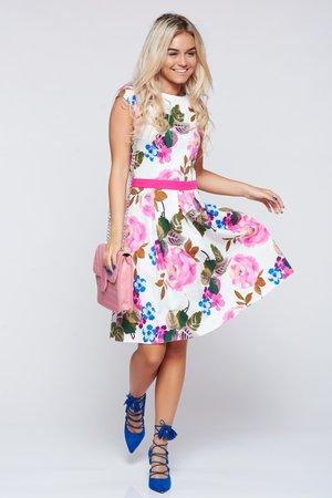 rochie de vara cu imprimeu