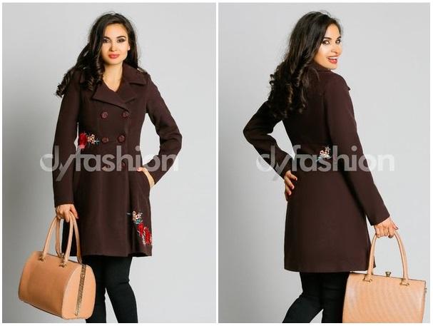 palton dama maro