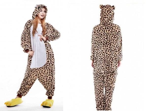 pijama leopard