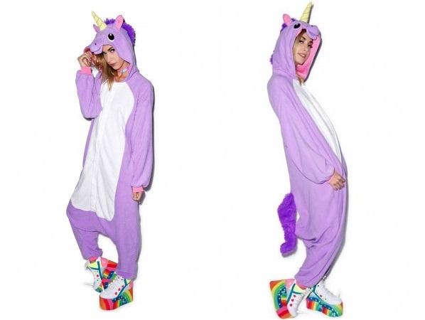 pijama unicorn