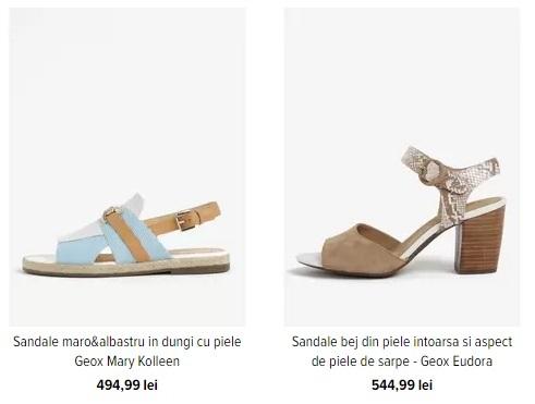 sandale de dama geox