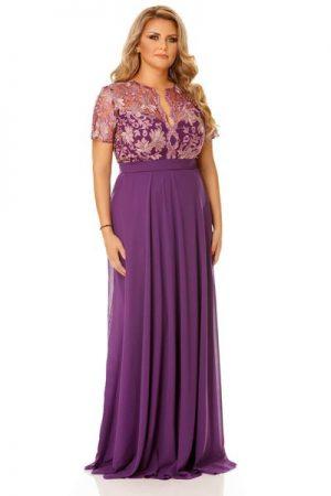 rochie lunga xxl