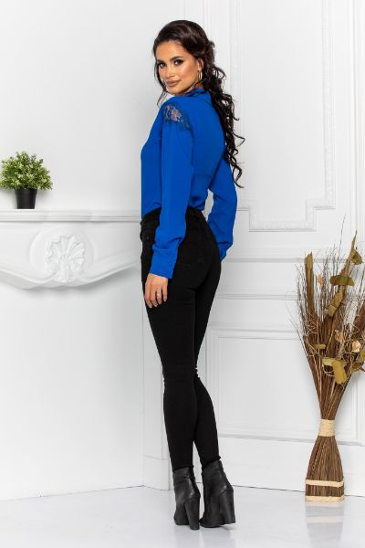 camasa albastra