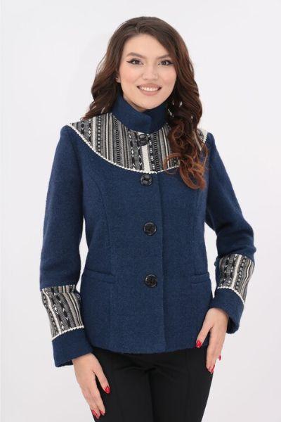 jacheta cu lana