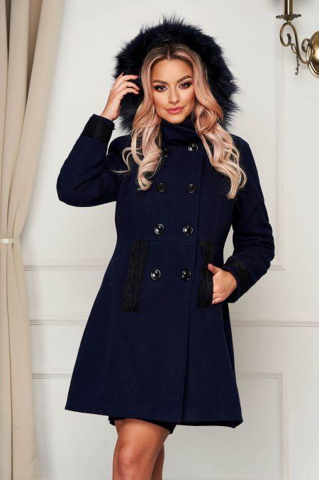 palton din lana