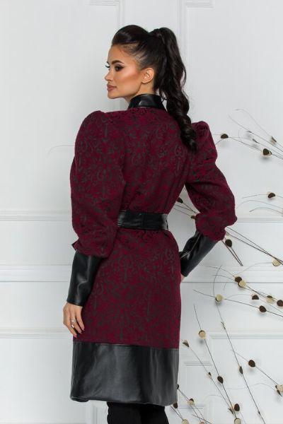 palton elegant iarna