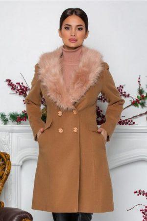 palton crem
