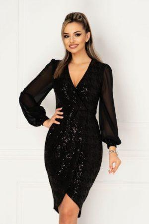rochie dama eleganta