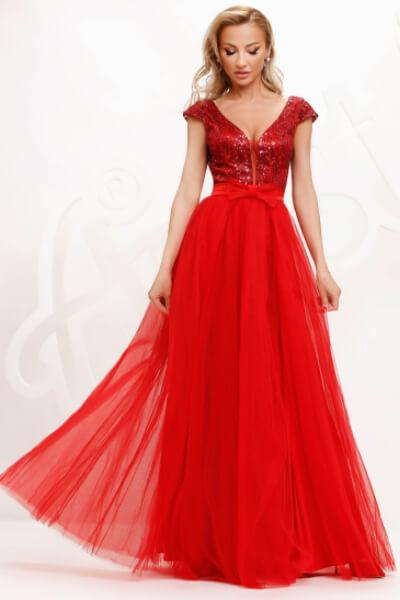 rochie rosie nunta