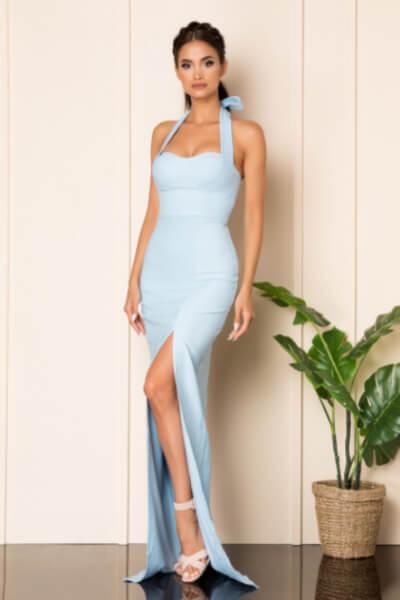 Rochie de ocazie bleu