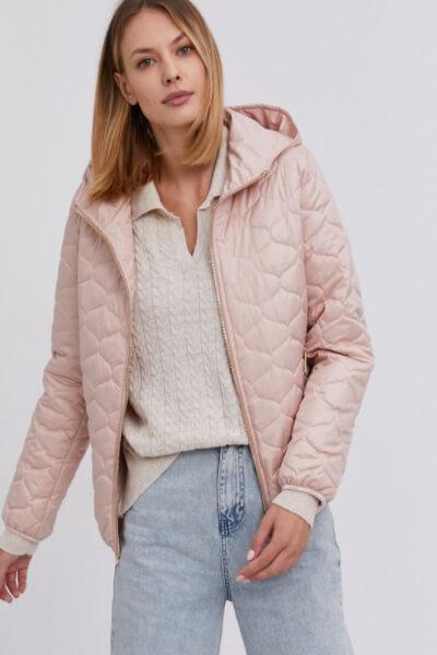 Geaca din colectia Answear roz