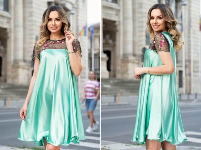 Rochie de cununie gravide