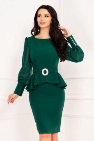 rochie-de-ocazie-verde