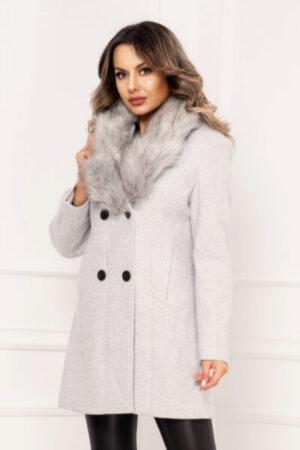 palton-dama-elegant-gri-din-stofa